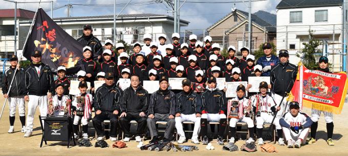 中筋スポーツ少年団軟式野球部